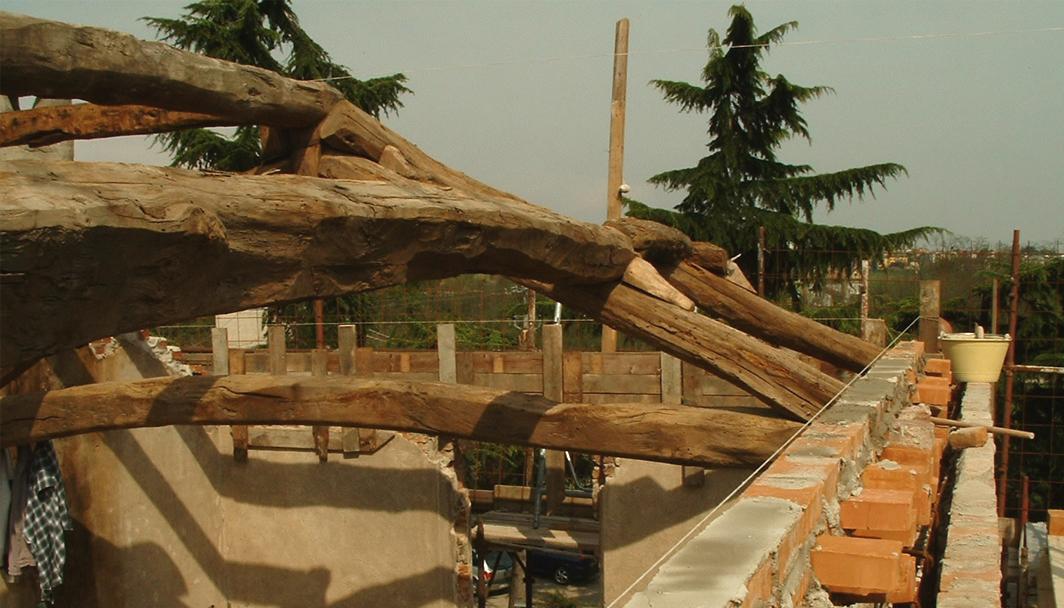 Ristrutturazione e miglioramento sismico casa df a9studio for Spargere i piani della casa degli ospiti