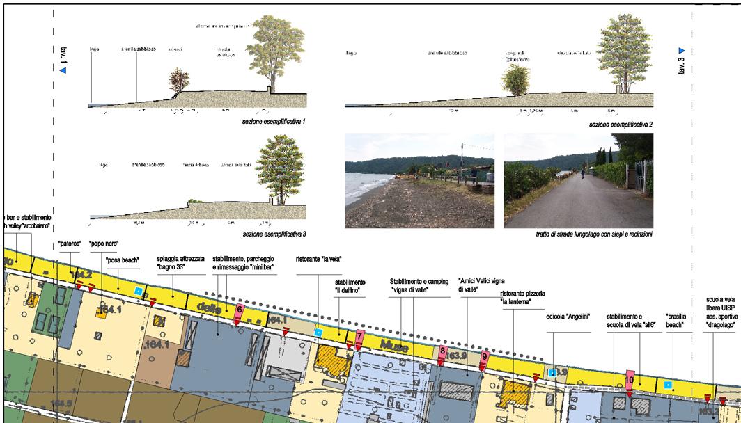 Piano di utilizzazione degli arenili a9studio for Piani di progettazione domestica con foto